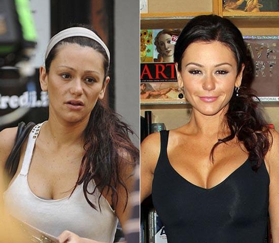 Celebrities χωρίς make up (19)