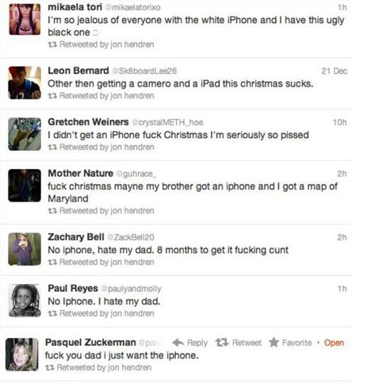 Κάποιοι δεν πήραν το δώρο Χριστουγέννων που ήθελαν... (1)