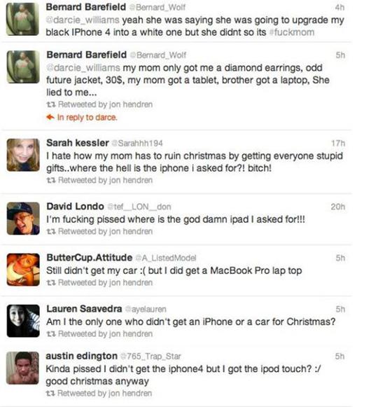 Κάποιοι δεν πήραν το δώρο Χριστουγέννων που ήθελαν... (4)