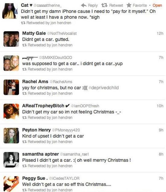 Κάποιοι δεν πήραν το δώρο Χριστουγέννων που ήθελαν... (6)