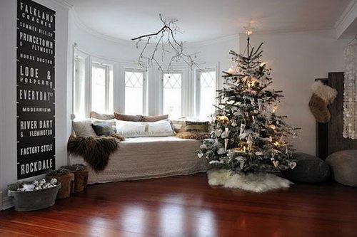 Εντυπωσιακές ιδέες Χριστουγεννιάτικης διακόσμησης (1)