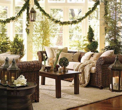 Εντυπωσιακές ιδέες Χριστουγεννιάτικης διακόσμησης (2)