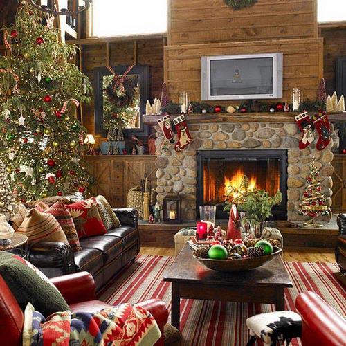 Εντυπωσιακές ιδέες Χριστουγεννιάτικης διακόσμησης (4)