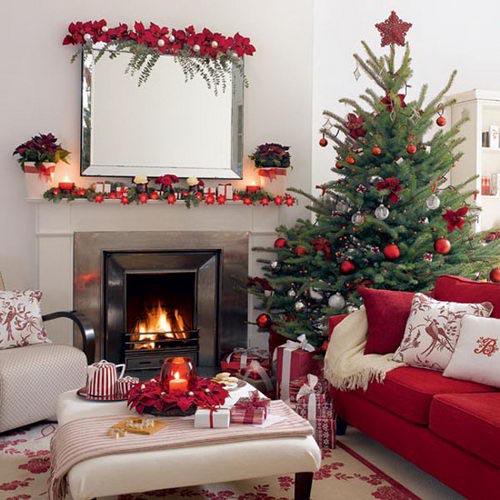 Εντυπωσιακές ιδέες Χριστουγεννιάτικης διακόσμησης (5)