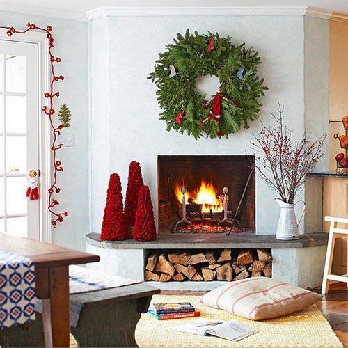 Εντυπωσιακές ιδέες Χριστουγεννιάτικης διακόσμησης (6)