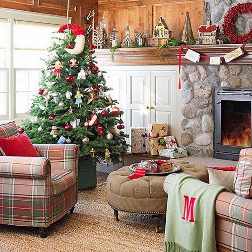 Εντυπωσιακές ιδέες Χριστουγεννιάτικης διακόσμησης (7)