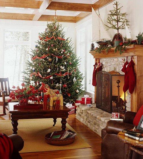 Εντυπωσιακές ιδέες Χριστουγεννιάτικης διακόσμησης (8)