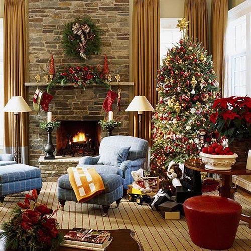 Εντυπωσιακές ιδέες Χριστουγεννιάτικης διακόσμησης (9)