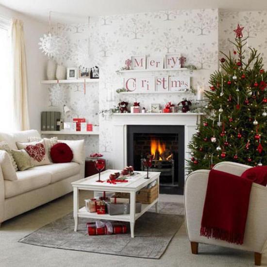Εντυπωσιακές ιδέες Χριστουγεννιάτικης διακόσμησης (11)