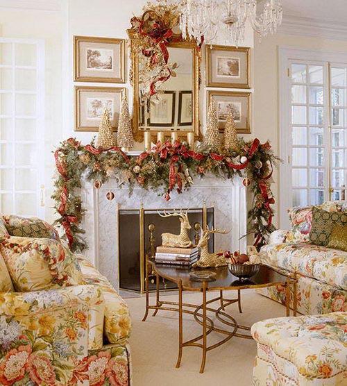 Εντυπωσιακές ιδέες Χριστουγεννιάτικης διακόσμησης (16)