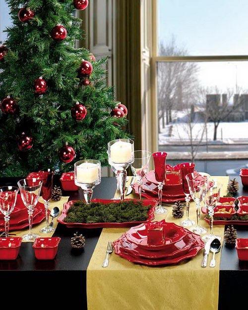 Εντυπωσιακές ιδέες Χριστουγεννιάτικης διακόσμησης (17)