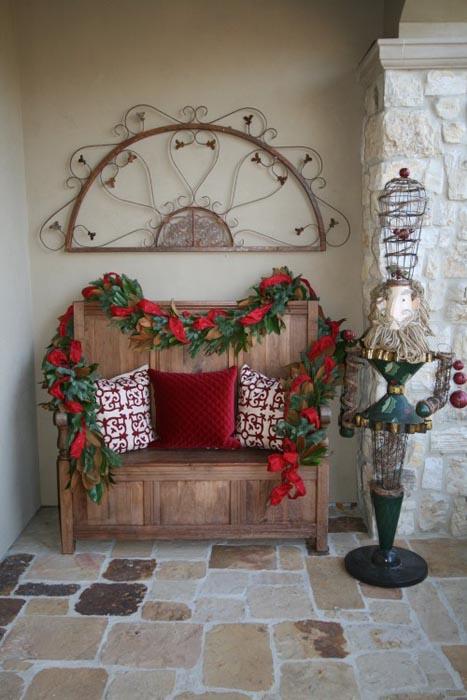 Εντυπωσιακές ιδέες Χριστουγεννιάτικης διακόσμησης (23)