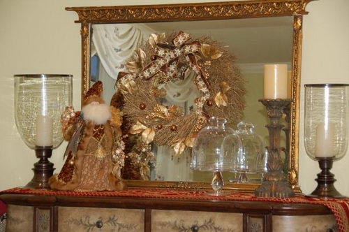 Εντυπωσιακές ιδέες Χριστουγεννιάτικης διακόσμησης (24)