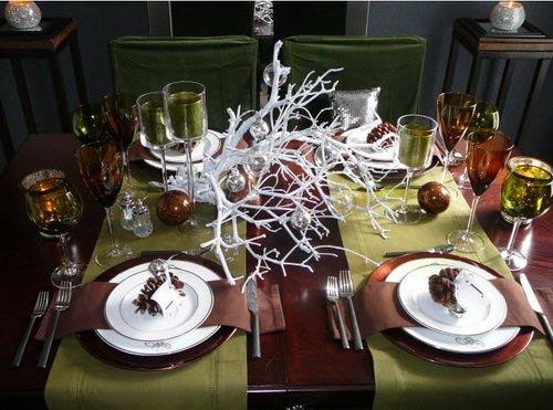 Εντυπωσιακές ιδέες Χριστουγεννιάτικης διακόσμησης (29)