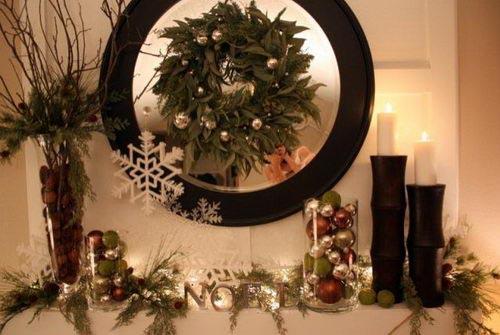 Εντυπωσιακές ιδέες Χριστουγεννιάτικης διακόσμησης (31)