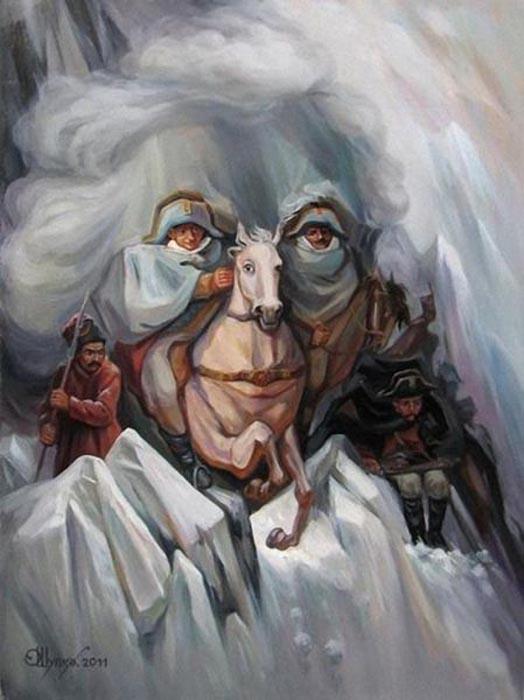 Εντυπωσιακοί πίνακες ζωγραφικής με διπλό νόημα (17)