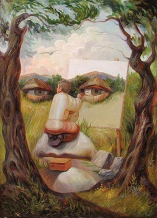 Εντυπωσιακοί πίνακες ζωγραφικής με διπλό νόημα (7)