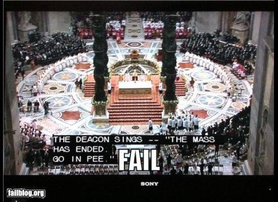 Εορταστικά Fails (9)