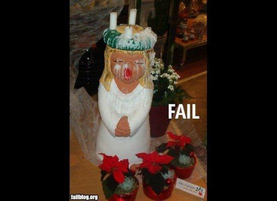 Εορταστικά Fails (5)