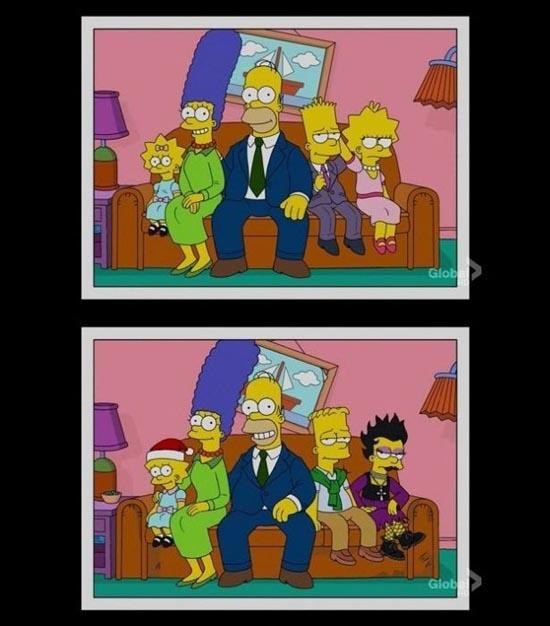 Η ζωή των Simpsons (3)