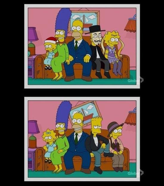 Η ζωή των Simpsons (4)