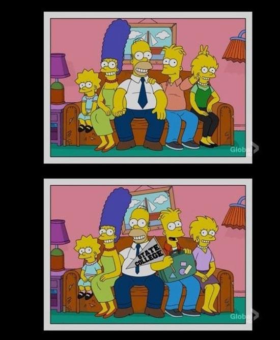 Η ζωή των Simpsons (5)