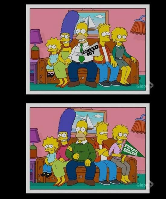 Η ζωή των Simpsons (6)