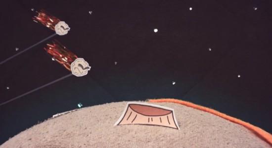 Η ιστορία του κόσμου σε Stop Motion Video