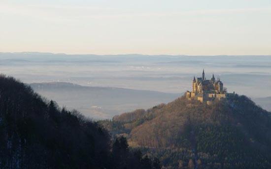 Κάστρο Hohenzollern (2)