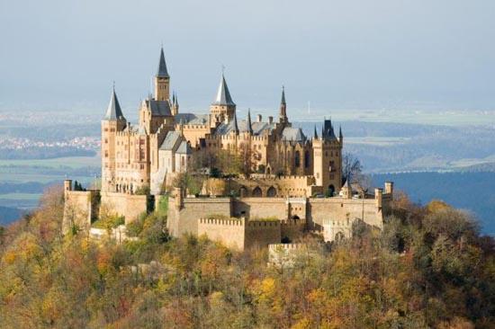 Κάστρο Hohenzollern (3)