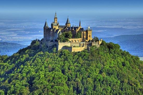 Κάστρο Hohenzollern (4)