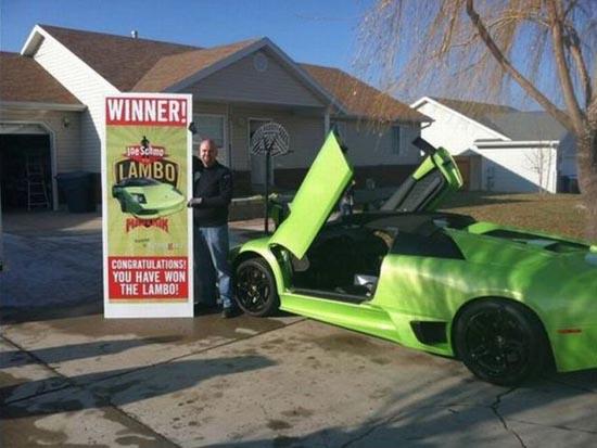 Κέρδισε Lamborghini και την κατέστρεψε λίγες ώρες αργότερα (2)