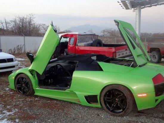 Κέρδισε Lamborghini και την κατέστρεψε λίγες ώρες αργότερα (3)