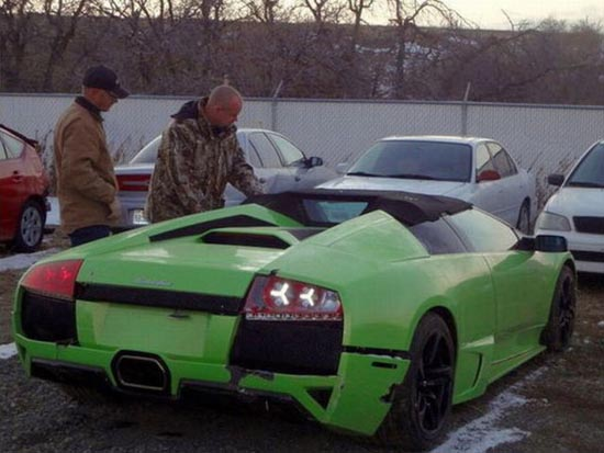 Κέρδισε Lamborghini και την κατέστρεψε λίγες ώρες αργότερα (7)