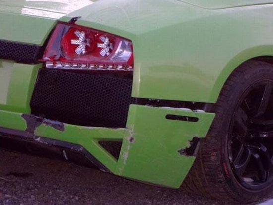 Κέρδισε Lamborghini και την κατέστρεψε λίγες ώρες αργότερα (8)