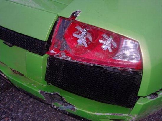 Κέρδισε Lamborghini και την κατέστρεψε λίγες ώρες αργότερα (10)