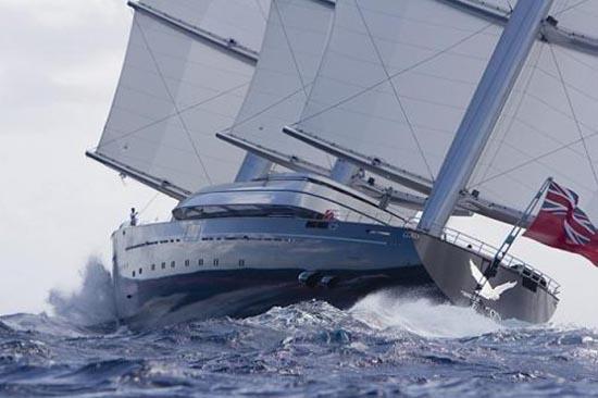 Maltese Falcon: Ένα mega yacht που ελάχιστα πορτοφόλια θα άντεχαν (2)