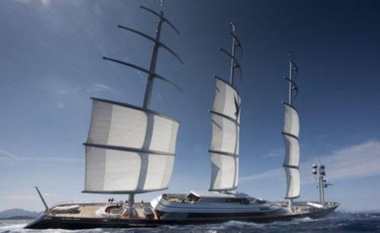 Maltese Falcon: Ένα mega yacht που ελάχιστα πορτοφόλια θα άντεχαν (20)