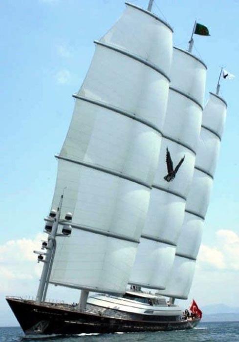Maltese Falcon: Ένα mega yacht που ελάχιστα πορτοφόλια θα άντεχαν (27)