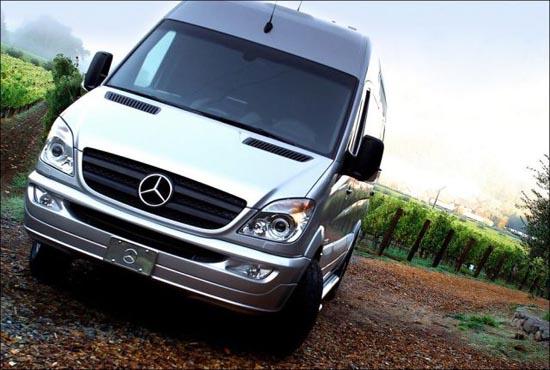 Μια Mercedes με εσωτερικό που θυμίζει... αεροπλάνο (1)