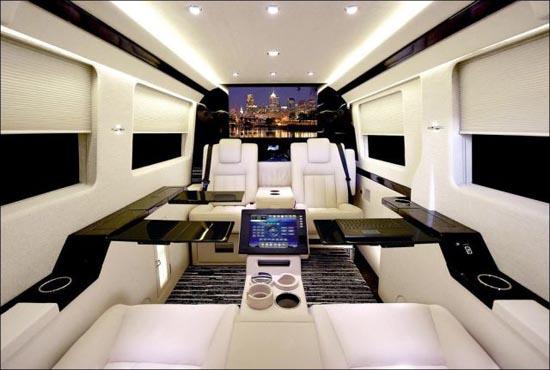 Μια Mercedes με εσωτερικό που θυμίζει... αεροπλάνο (2)