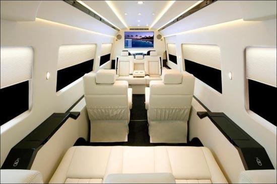 Μια Mercedes με εσωτερικό που θυμίζει... αεροπλάνο (3)