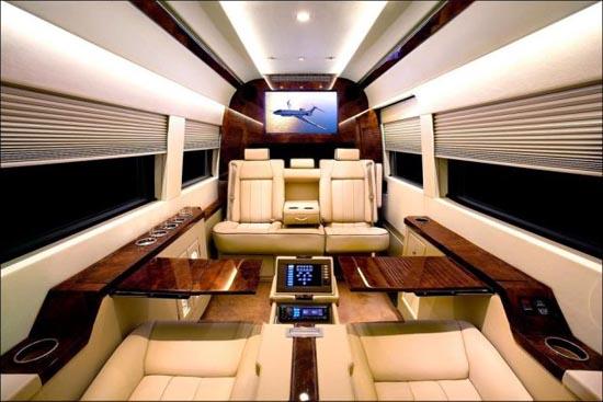 Μια Mercedes με εσωτερικό που θυμίζει... αεροπλάνο (4)