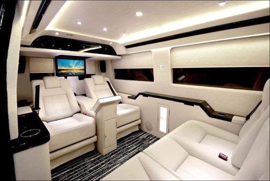 Μια Mercedes με εσωτερικό που θυμίζει... αεροπλάνο (5)