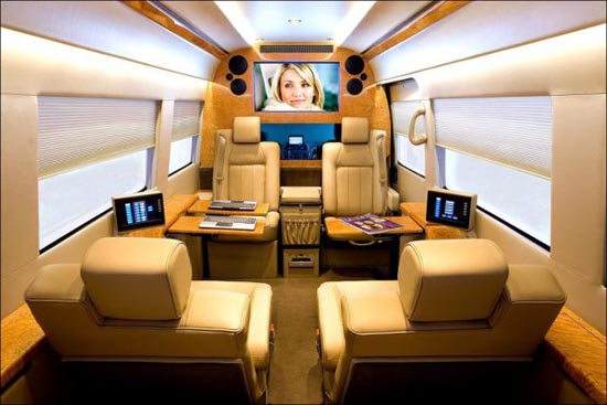 Μια Mercedes με εσωτερικό που θυμίζει... αεροπλάνο (6)