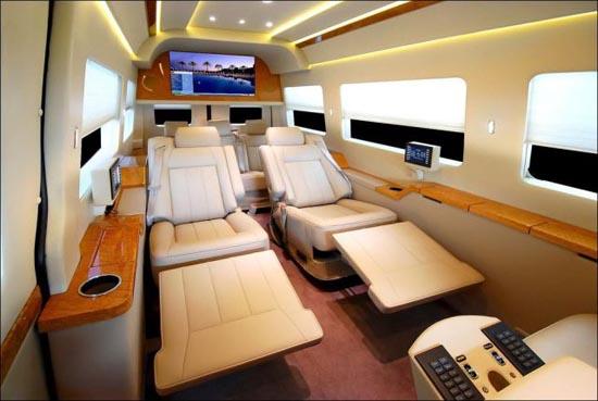 Μια Mercedes με εσωτερικό που θυμίζει... αεροπλάνο (7)