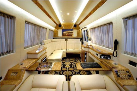 Μια Mercedes με εσωτερικό που θυμίζει... αεροπλάνο (8)