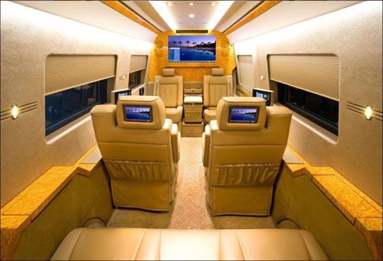Μια Mercedes με εσωτερικό που θυμίζει... αεροπλάνο (9)