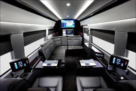 Μια Mercedes με εσωτερικό που θυμίζει... αεροπλάνο (10)