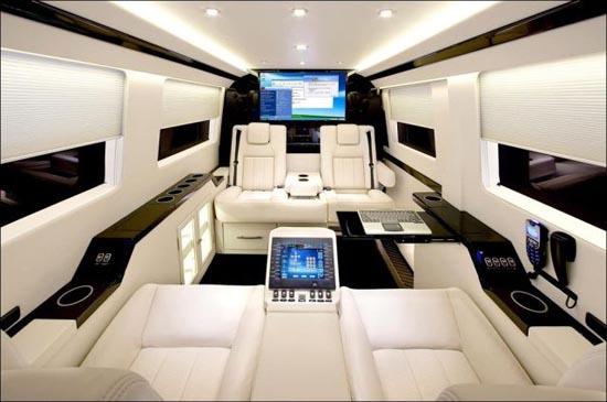 Μια Mercedes με εσωτερικό που θυμίζει... αεροπλάνο (11)